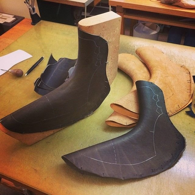 Flat-Boots
