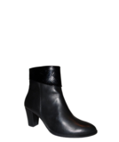 Ancona Suede - Leather - Patent Leather_