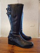 Size 40 Calf 41 Kent Black Leather
