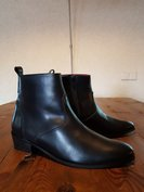 Size 42 Calf 0 Mayfair Black Leather
