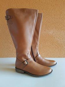 Size 40 Calf 45 Balmoral Tan Leather