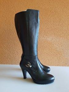 Size 37 Calf 43 Bermondsey Black Leather