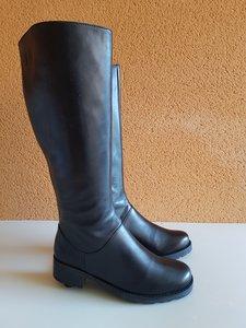 Size 37 Calf 41 Hampstead Black Leather