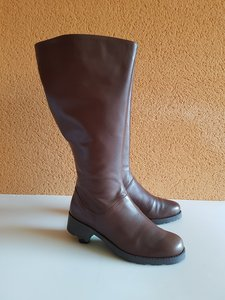 Size 38 Calf 49 Hampstead Brown Leather