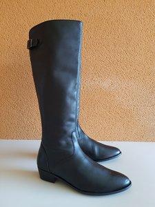 Size 43 Calf 40 Kensington Black Leather