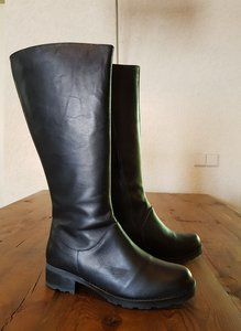 Size 37 Calf 42 Hampstead Black Leather