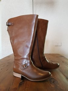 Size 40 Calf 47 Balmoral Waxy Brown
