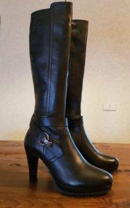 Size 37 Calf 28 Bermondsey Black Leather