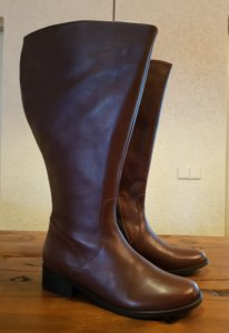 Size 38 Calf 50 Burleigh Brown Leather