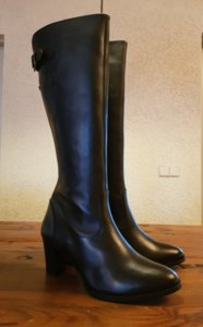 Size 39 Calf 32 Buckingham Black Leather