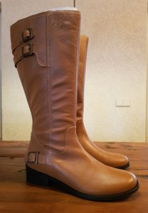 Size 40 Calf 51 Kent Tan Milled Leather